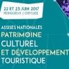 Assises nationales Patrimoine Culturel et Développement touristique.