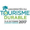 Universités du Tourisme Durable 2017
