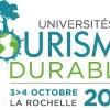 Universités du Tourisme Durable 2019 à La Rochelle