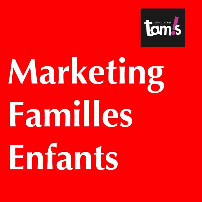 Marketing - Communication & innovations Tourisme Familles