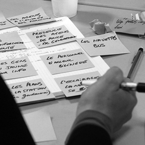 Workshop Design d'Expérience